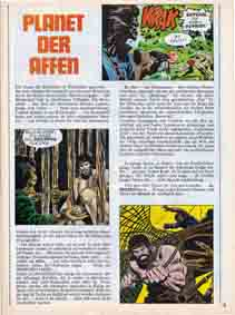 Redaktion-Werbung-Marvel Comics Williams