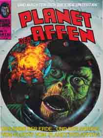 Planet der Affen Cover