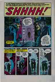 Williams Recht Dracula Splash Page