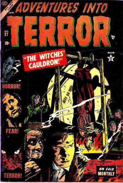 Adventures_into_Terror Cover