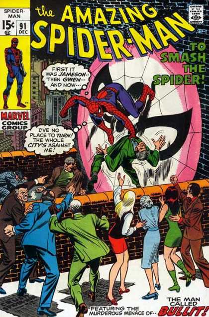 The Amazing Spider-Man Cover