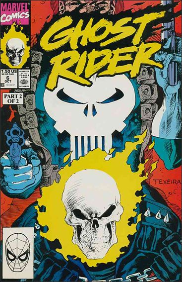 Ghost Rider-Cover