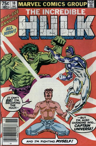 Hulk-Annual Cover