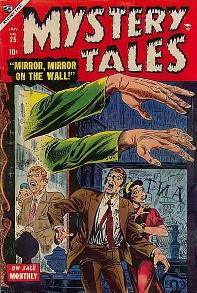 Mystery Tales Cover