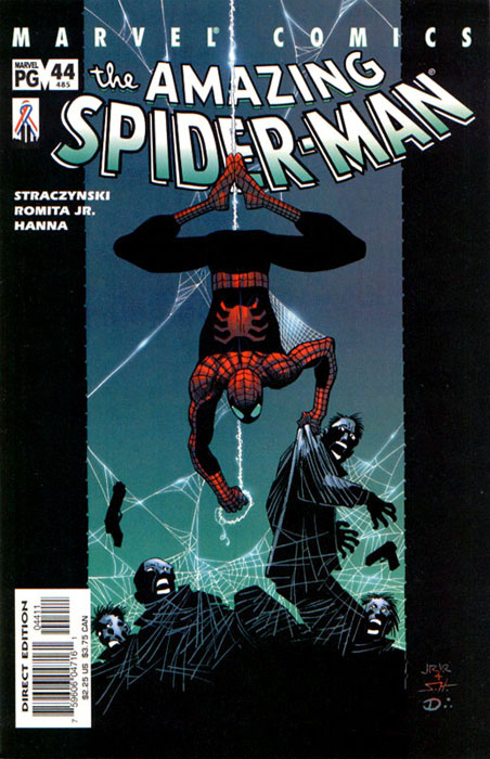 Amazing Spider-Man Cover