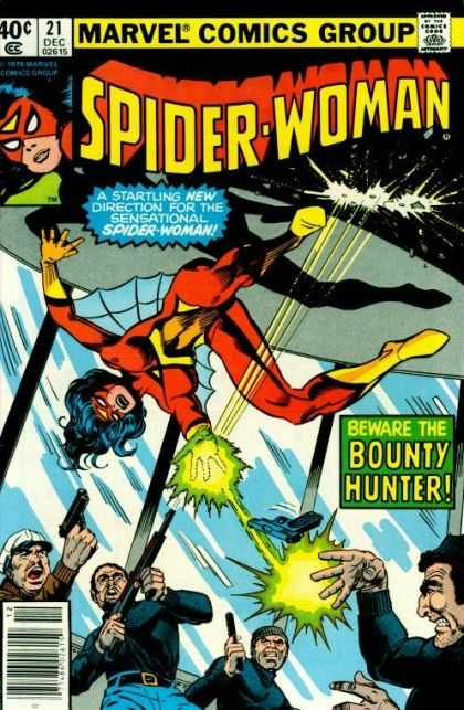 Spider-Woman Cover