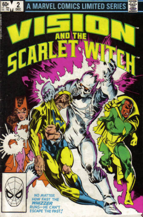 Vision-and-Sarlet-Witch Cover