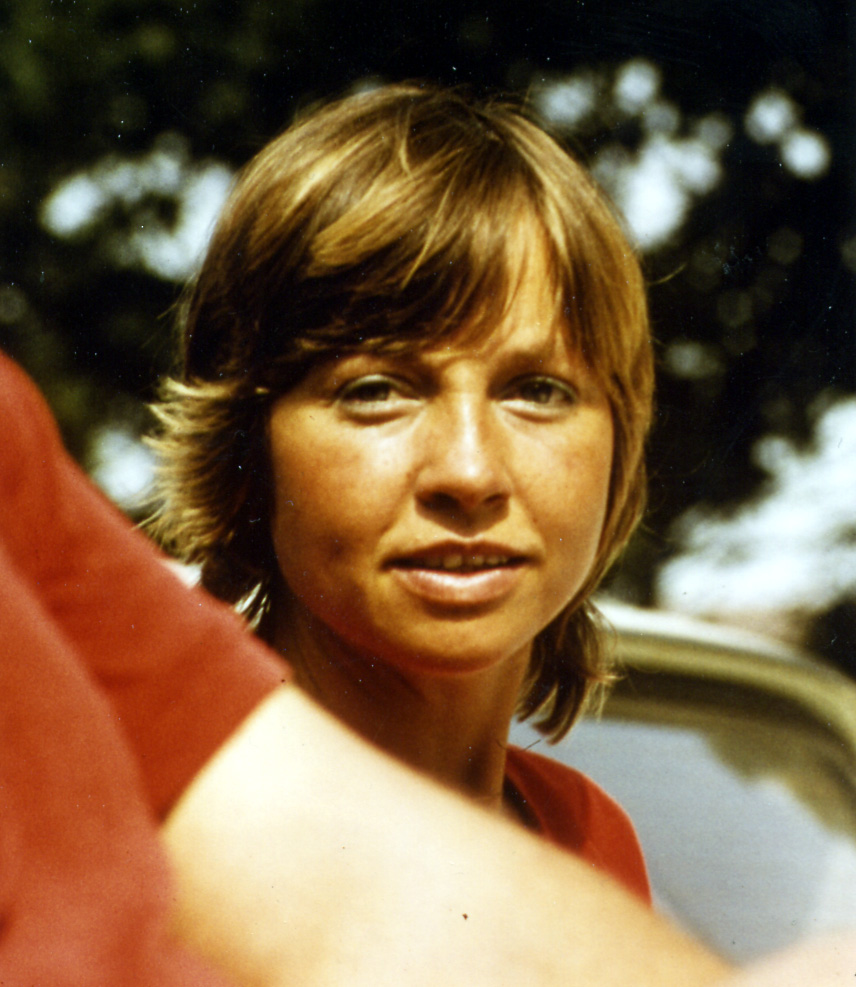 Marlies Gerson 1979 zu Williams Zeiten