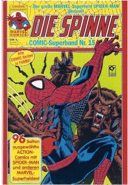 Spinne Superband Condor Cover