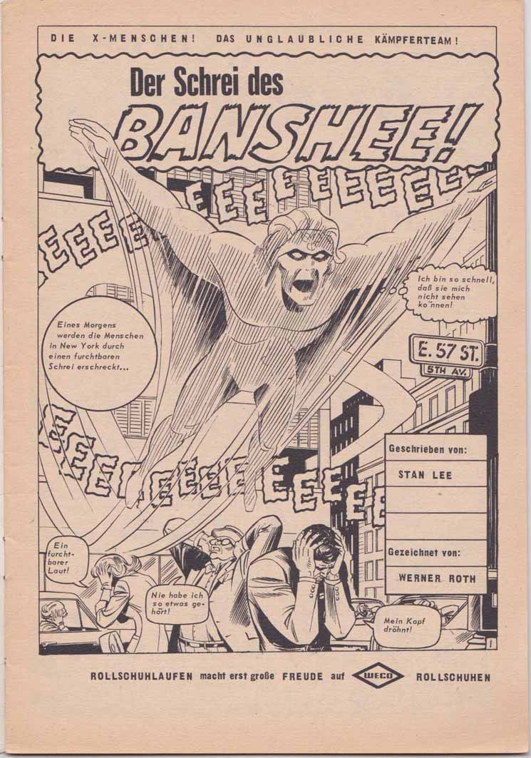 HIT-Comics Splash Page