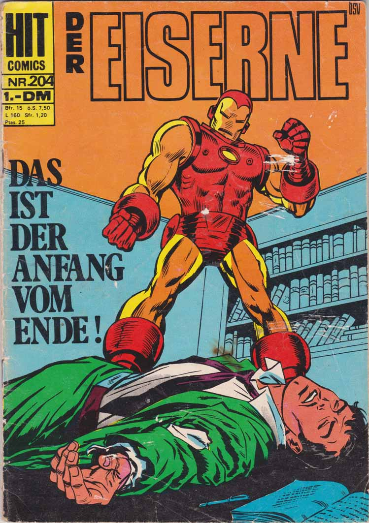 Der Eiserne hit Cover