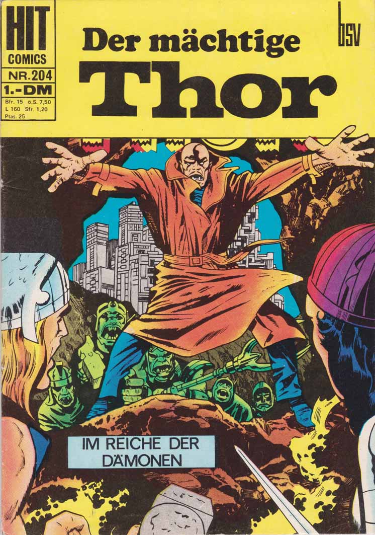 Thor Hit Cover