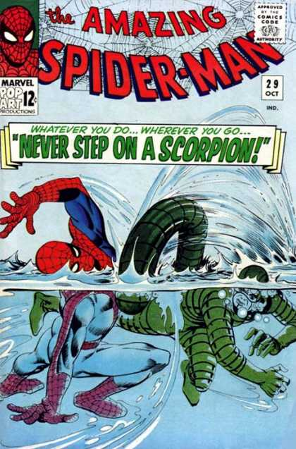 Amazing Spider-Man Cover 29