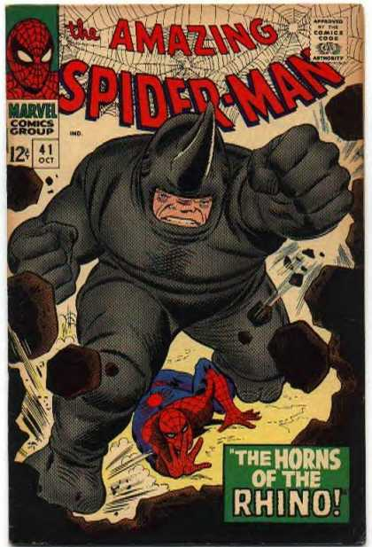 Amazing Spider-Man Cover 41