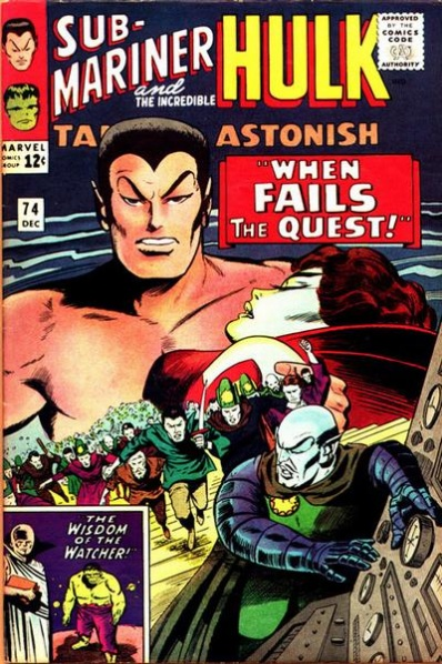 Cover US Tales-to-Astonish