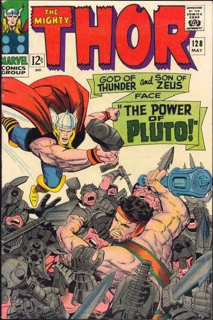 Thor Cover 128